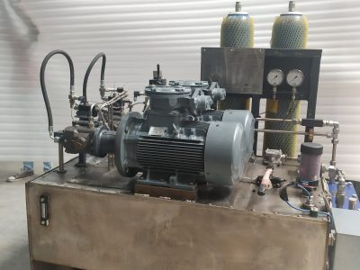 Parker Hydraulic Power Pack India